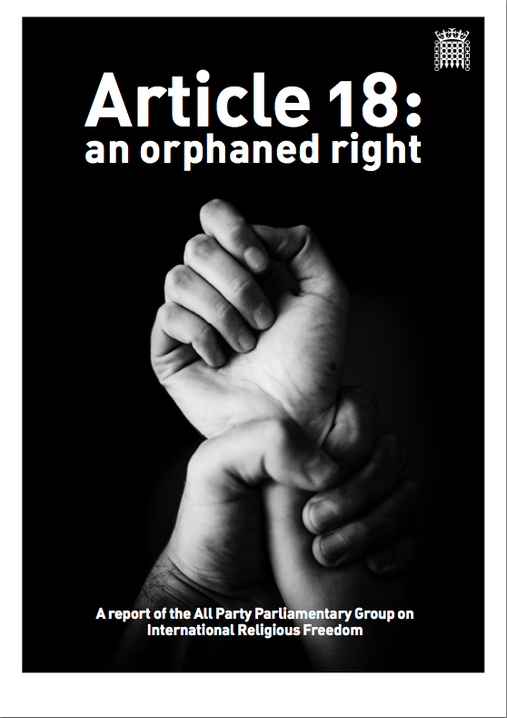 APPG Report Cover